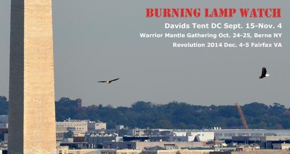 Burning-Lamp-Eagles-Monument