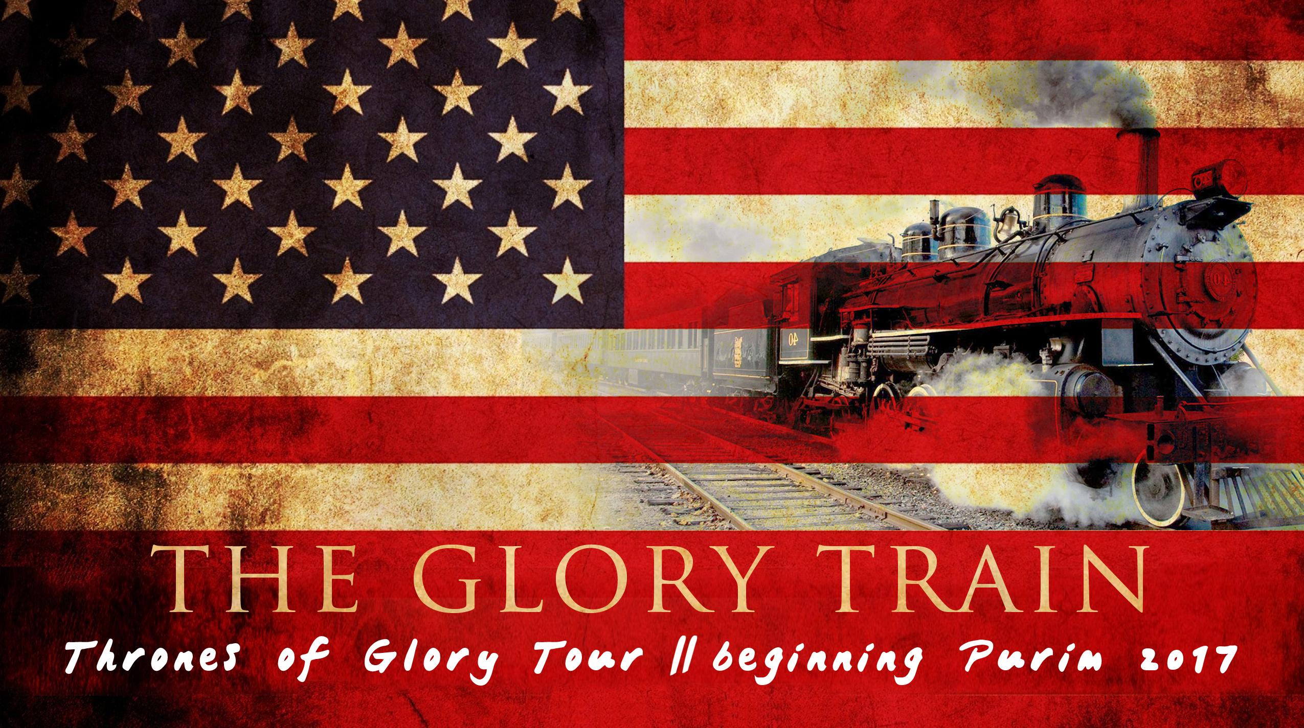 DV Glory Train—Thrones of Glory Tour Purim